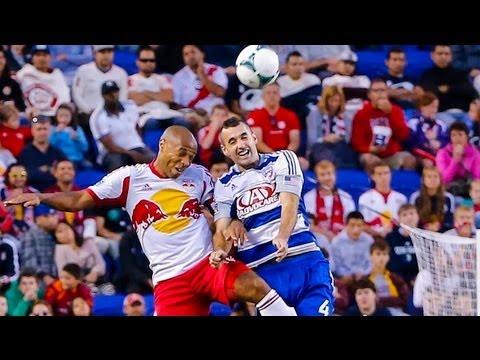 HIGHLIGHTS: New York Red Bulls vs FC Dallas | Sept 22, 2013