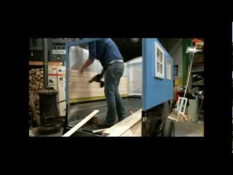 MINI GYPSY WAGON- tiny vacation rv/camper dwelling on wheels (house)