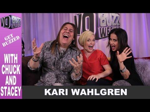 Kari Wahlgren PT1 - Voice Over Actor - Little Suzy Phineas and Ferb EP185