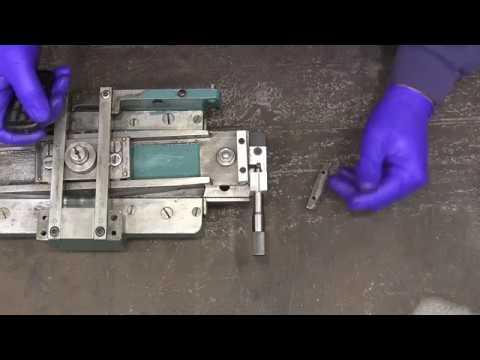 DIY Monarch 10EE Taper Attachment Micrometer