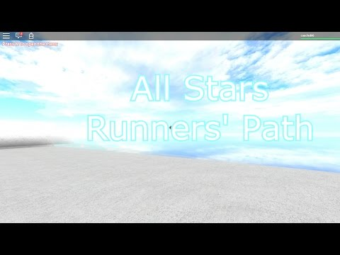 Roblox: All stars - Runners' Path EARLY ACCESS -