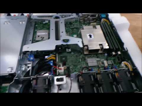 Dell Poweredge R330 Inside