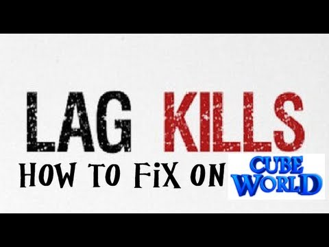 How to Fix Cube World Lag
