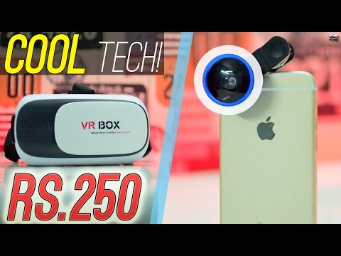 Top Tech For Rs 250 (MUST HAVE) | Cool Tech #1