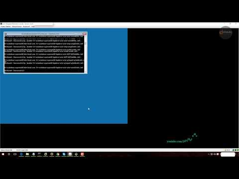 How to use iLO4 to Install Windows Server 2016 on HP ProLiant DL380 Gen9