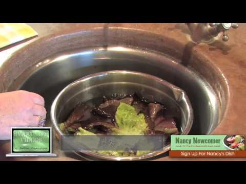Smart Tips - How To Keep Lettuce Fresh by Nancy Newcomer