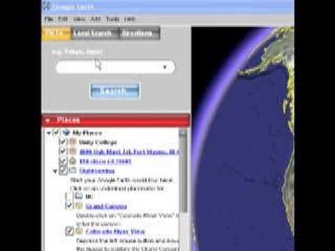 Teach Area and Perimeter Using Google Earth