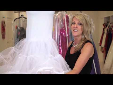 What Is the Thing That Goes Under Wedding Dresses to Make Them Poof? : Wedding Apparel FAQ