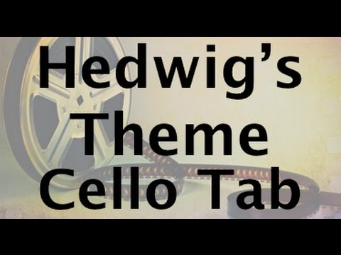 Learn Hedwigs Theme on Cello - How to Play Tutorial