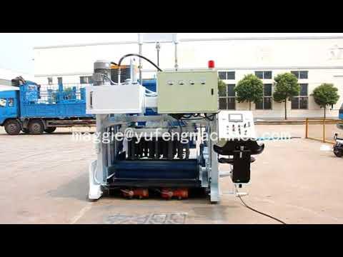 zenith DMYF-12C fully automatic egg laying block machine/mobile block machine