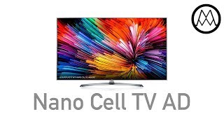 The LG Super UHD Nano Cell TV is here!