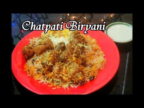 Chat Masala Biryani Ramadan Recipe