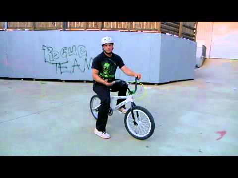 How to Ride a Wheelie