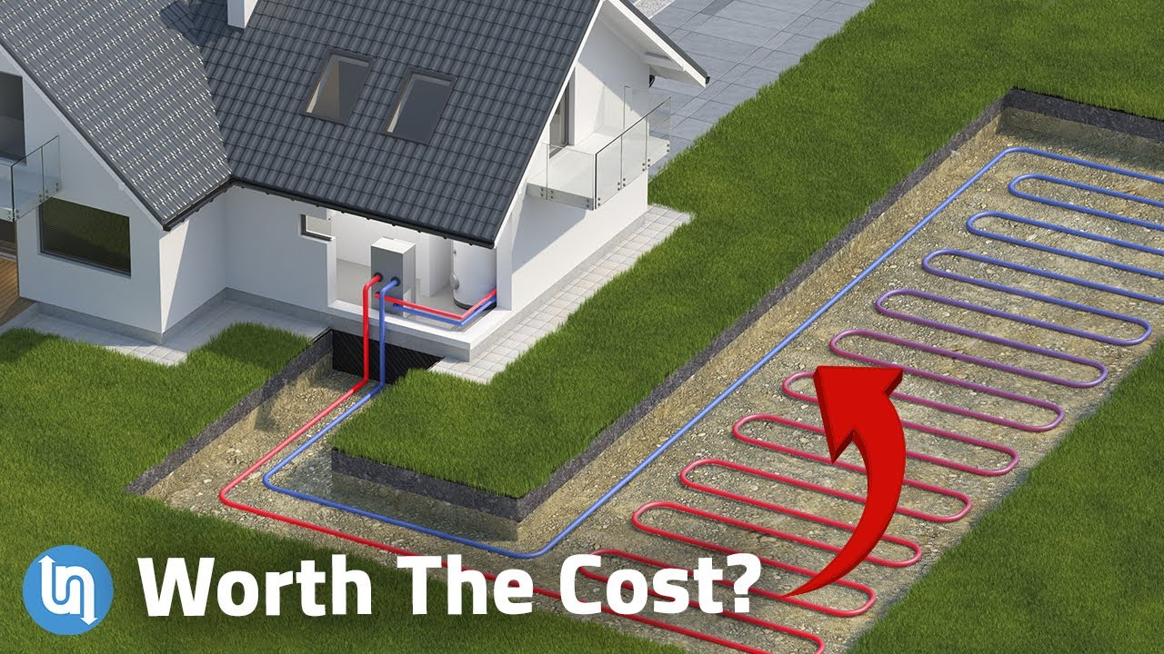 Is Geothermal Heating and Cooling Worth the Cost?  Heat Pumps Explained