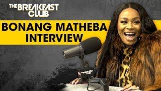 Bonang Matheba Talks South Africa Media Industry, Cultural Misconceptions + Dominating America