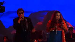 Shabbir Kumar \u0026 Madhumita Roy live performance..Song//Sunai Deti Hai Jiski Dhadkan Tumhara Dil  YA..