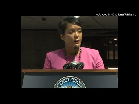 Atlanta Mayor Keisha Lance Bottoms Is Cleaning up and Clearing Out Atlanta City Hall Cabinet Members