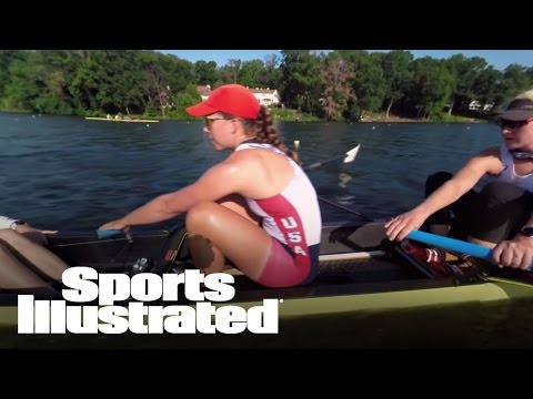 Ride along with Team USA's women's 8 rowing team   360° Video   Sports Illustrated