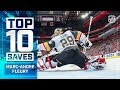 Top 10 Marc Andre Fleury Saves From 2018 19