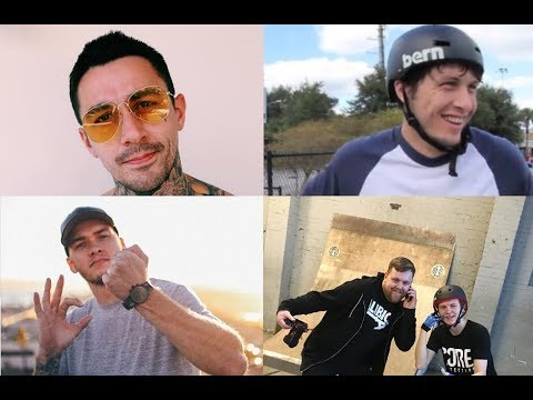 WHAT THE HARRY MAIN BMX BEEF IS ABOUT ! ! !