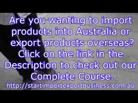 Import Export Business   YouTube