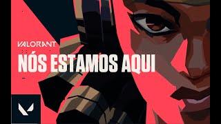 Desafie seus limites   VALORANT launches June 2 (Brazil Trailer)