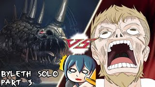 Fire Emblem: Three Houses - Byleth Solo Part 3 (Maddening / New Game)