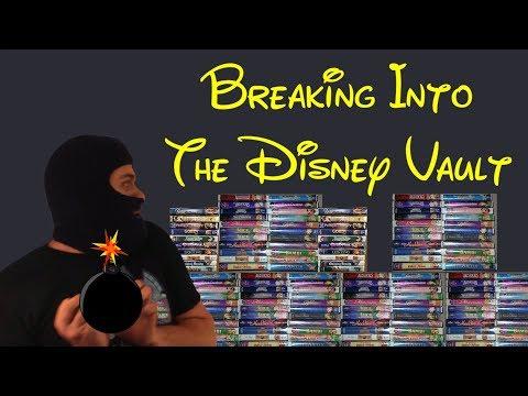 Breaking into the Disney Vault