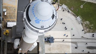 Boeing's Starliner Launch to the International Space Station