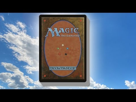 How to Build a Magic the Gathering Deck