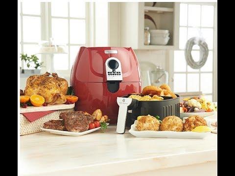 Epic Battle: Cook's Essentials Air Fryer Vs. Breville Convection Oven