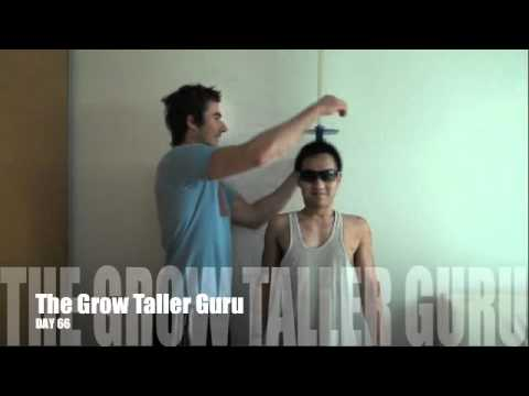 How To Grow Taller 3-6 Inches in 8 WEEKS!  - Day 66 of Michael's Transformation