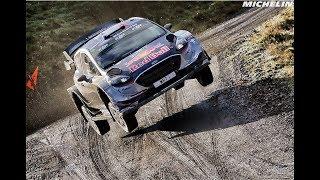 Leg 1 - Top Moments- 2017 WRC Rally Wales GB -  Michelin Motorsport