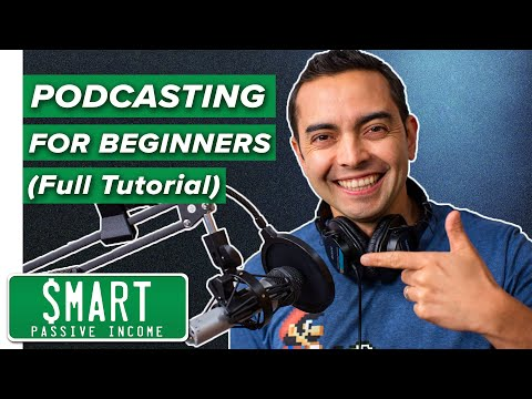How to Start a Podcast (2018 Tutorial) 🎤 Equipment & Software