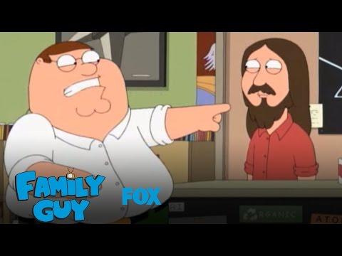 It's Jesus Christ! | Season 7 | FAMILY GUY