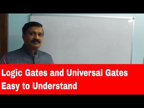 Logic gates-OR Gate, AND Gate, NOT Gate, NOR Gate, NAND Gate