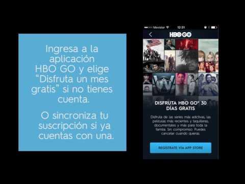 Así se accede a la nueva aplicación de HBO GO