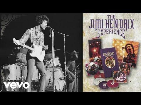 Jimi Hendrix Experience Box Set: World Premier Radio Show: Pt. 8