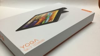 (Hindi) Lenovo Yoga Tab 3 8 inch unboxing and overview india