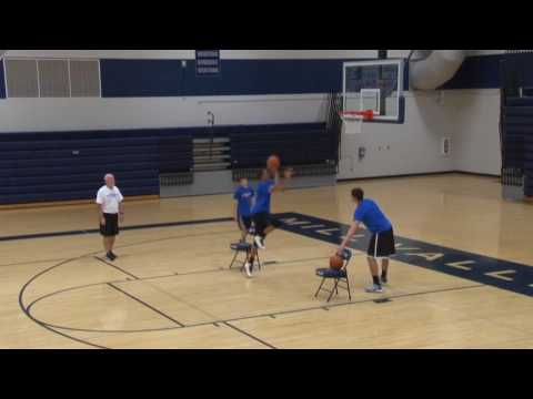 4 Drills For:  The Most UNSTOPPABLE Shot In Basketball