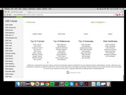 Pseudo Elements (CSS3)