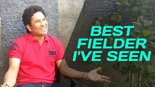 The best fielder ever according to Sachin Tendulkar: Jonty Rhodes