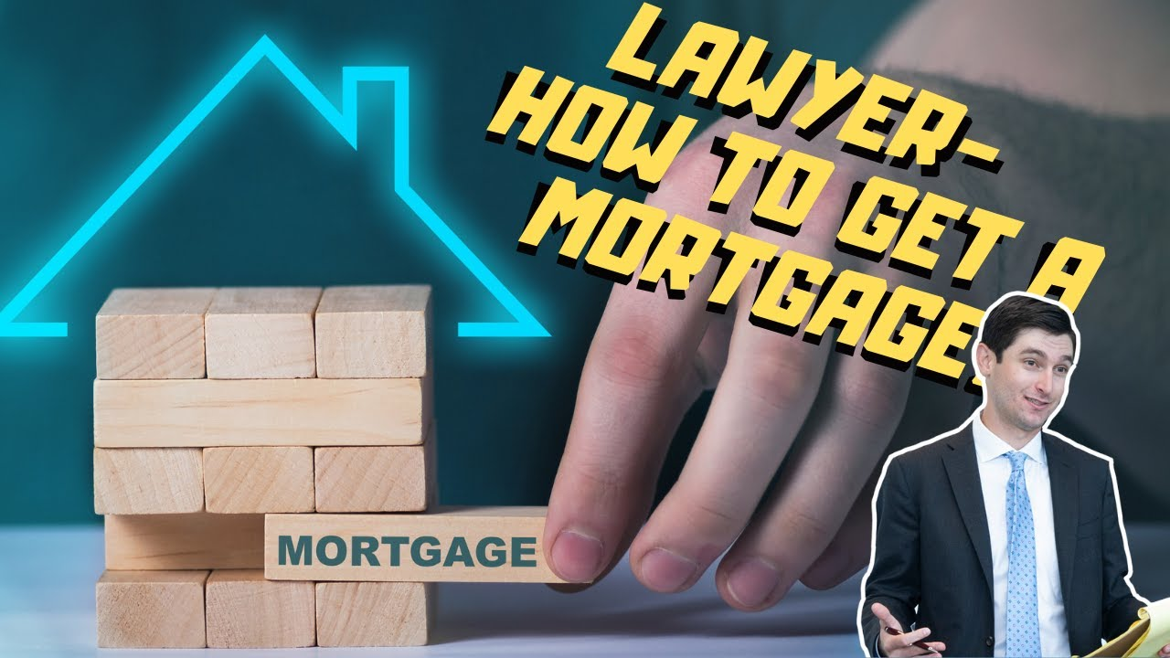 HOW TO GET A MORTGAGE (and avoid mortgage scams)