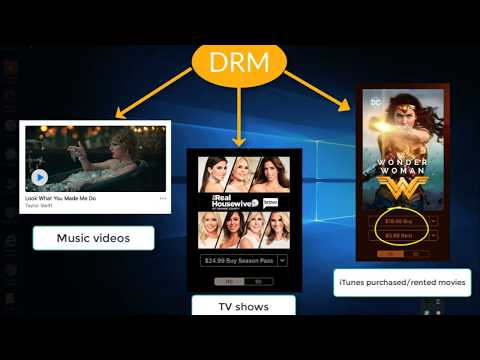 Boilsoft iTunes DRM Media Converter removes DRM from iTunes movies, TV shows, music videos