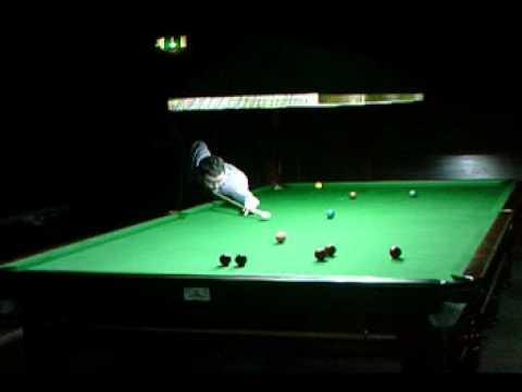 David Gray -v- Syd Wilson  World Snooker Q School Satellite 31/03/12
