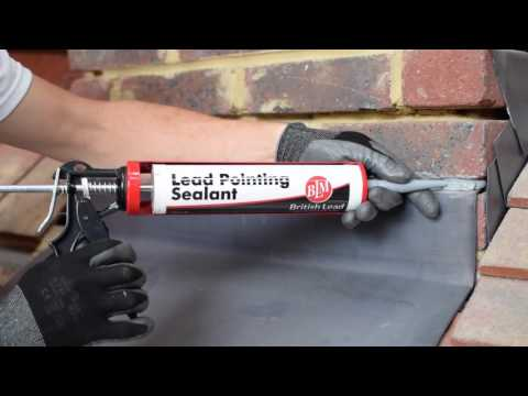 BLM Guide To Using Lead Pointing Sealant