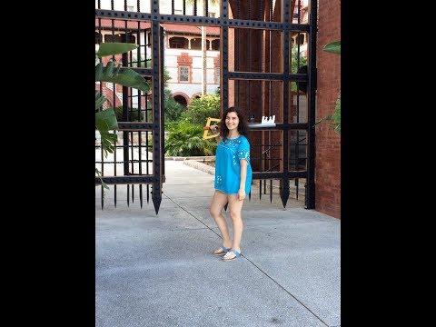 My Day in St. Augustine, FL!