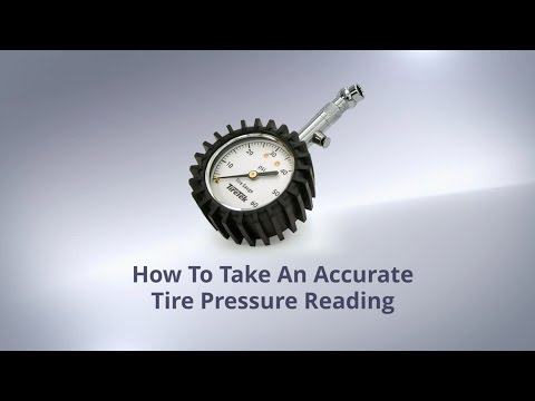 How To Take An Accurate Tire Pressure Reading Using The TireTek Premium Tire Gauge