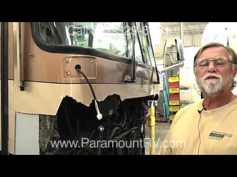 RV Windshield Replacement Sacramento California - San Francisco - San Jose - South Lake Tahoe