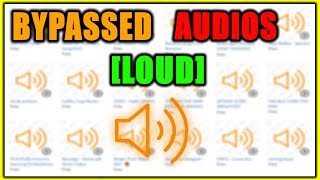 Cool Roblox Audios 2019 Playtube Pk Ultimate Video Sharing Website